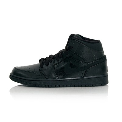 Air Jordan 1 Mid Black
