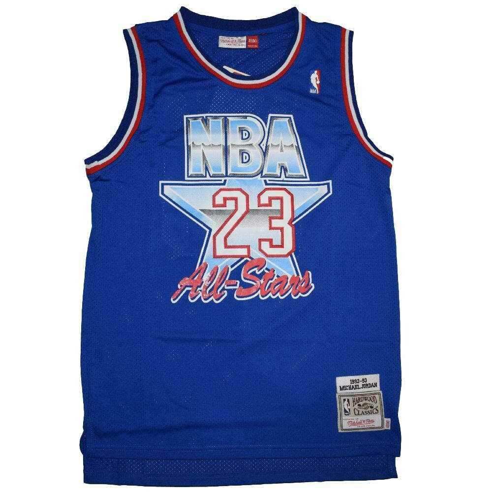 1993 Michael Jordan NBA ALL-STAR Jersey