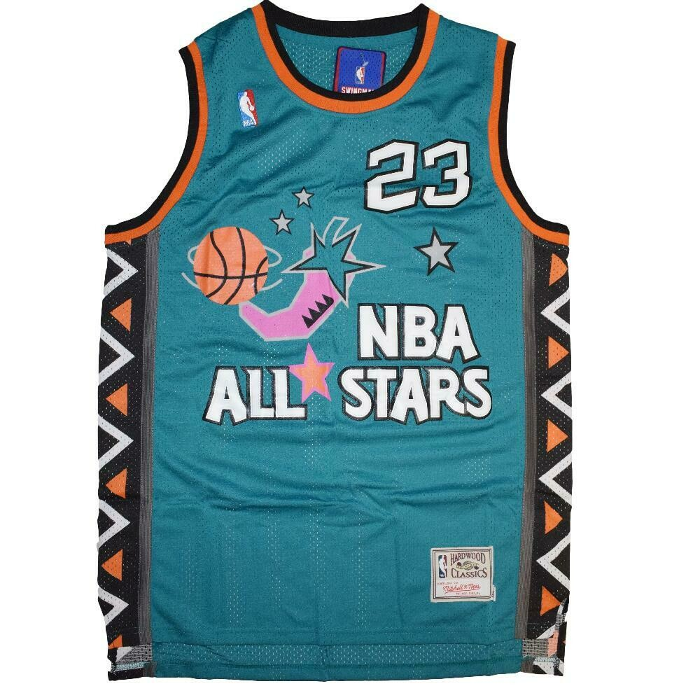 1996 Michael Jordan NBA ALL-STAR Jersey