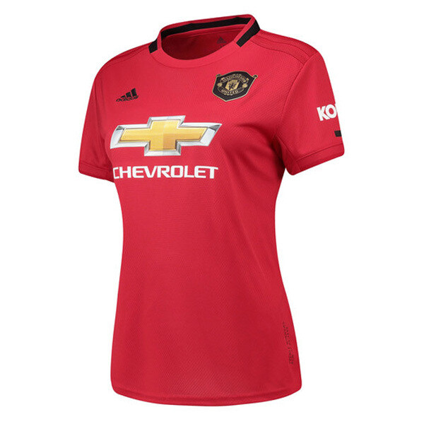 Adidas Manchester United Women's Home Jersey Shirt 19/20