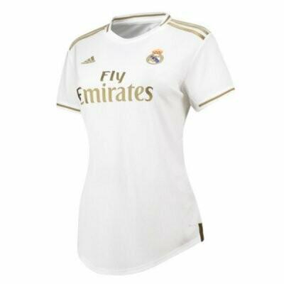 Adidas Real Madrid Women's Home Jersey Shirt 19/20