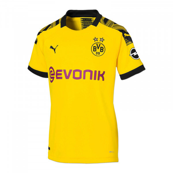 Puma Borussia Dortmund Women's Home Jersey Shirt 19/20