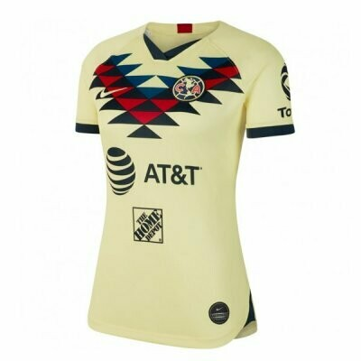 Nike Club America Official Women's Home Jersey Shirt 19/20