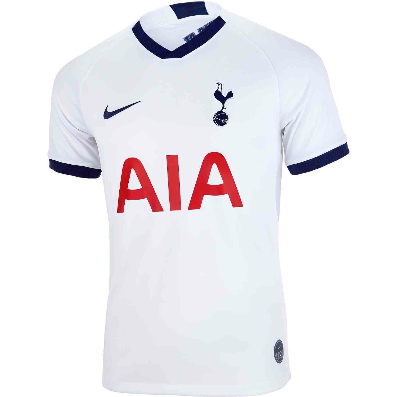 Nike Tottenham Hotspurs Home Jersey Shirt 19/20