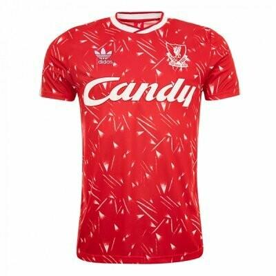 Liverpool Home Retro Jersey 1989-91 (Replica)