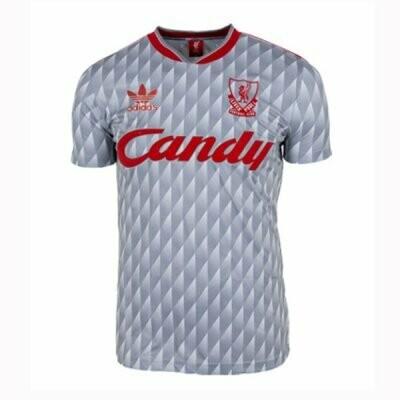 Liverpool Away Retro Jersey 1989-91 (Replica)