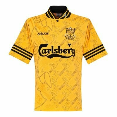 Liverpool Third Retro Jersey 1994-5 (Replica)