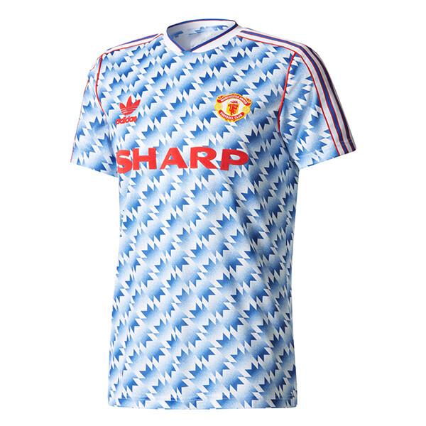Manchester United Away Retro Jersey 1990-92 (Replica)