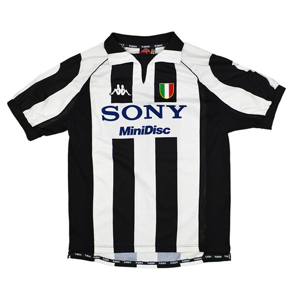 Juventus Home Retro Jersey 1997-98 (Replica)