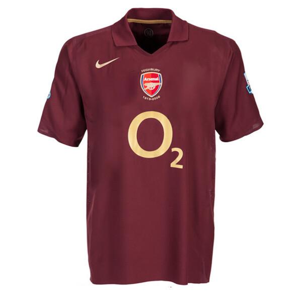 Arsenal Home Retro Jersey 2005-06 (Replica)