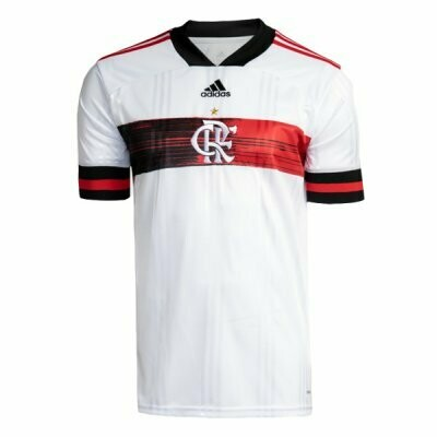 Official Adidas Flamengo Away Jersey 20/21 (Authentic)