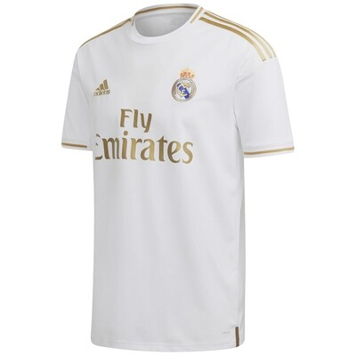 Adidas Real Madrid Official Home Jersey Shirt 19/20