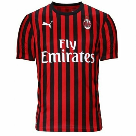 Puma AC Milan Official Home Jersey Shirt 19/20 (Authentic)