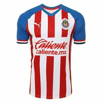 Puma Chivas Home Jersey Shirt 19/20