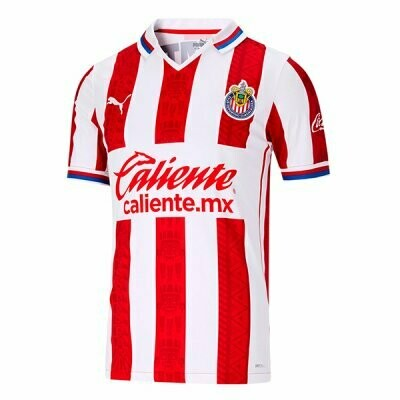 Puma Chivas Home Jersey Shirt 20/21