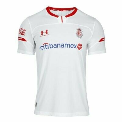 Official Under Armour Toluca Away Jersey Shirt 19/20