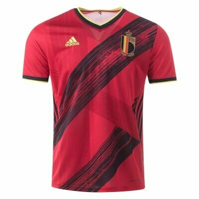 Adidas Belgium Official Home Jersey Shirt 2018