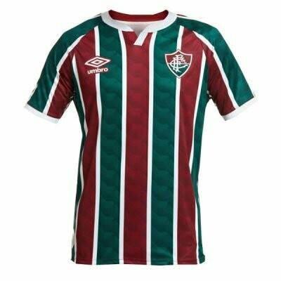 Under Armour Fluminense Official Home Jersey 2020