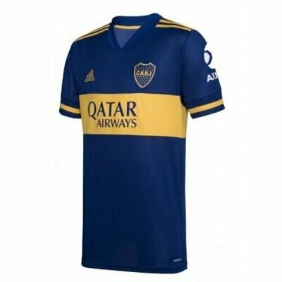 Boca Juniors Home Jersey Shirt 20/21