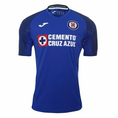 Joma Cruz Azul Official Home Jersey Shirt 19/20