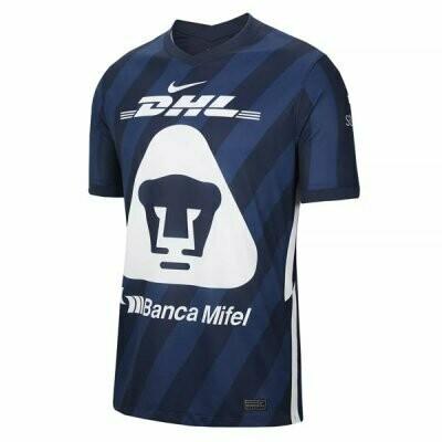 Nike UNAM Pumas Away Navy Jersey Shirt 19/20