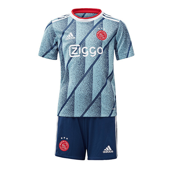 Adidas AJax Official Away Soccer Jersey Kids Kit 20/21