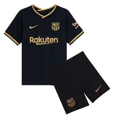 Nike Barcelona Away Soccer Jersey Kids Kit 20/21