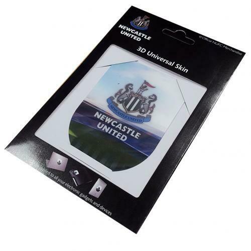 Newcastle United FC 3D Sticker Large