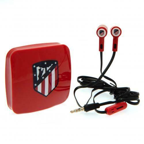 Atletico Madrid FC Earphones