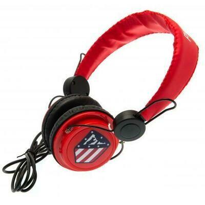 Atletico Madrid FC Headphones
