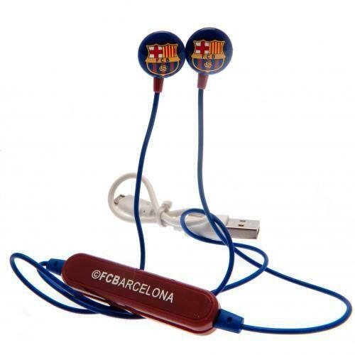 FC Barcelona Wireless Earphones