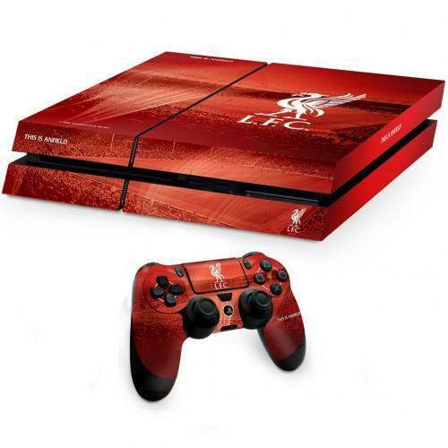 Liverpool FC PS4 Skin Bundle