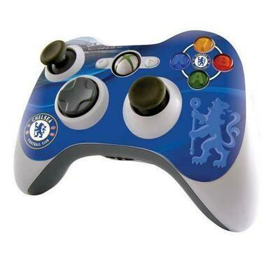 Chelsea FC Xbox 360 Controller Skin