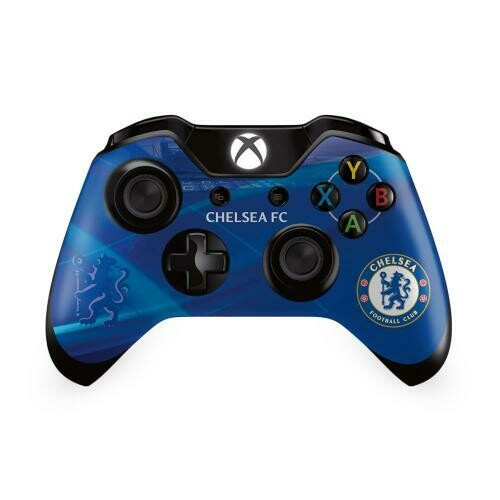 Chelsea FC Xbox One Controller Skin