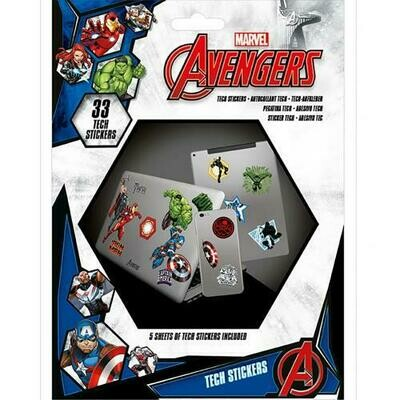 Avengers Tech Stickers
