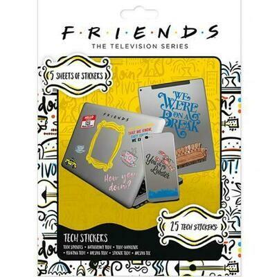 Friends Tech Stickers