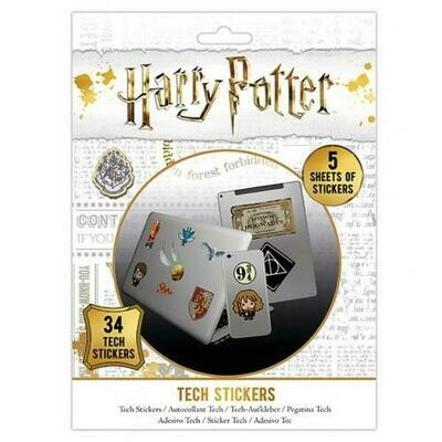Harry Potter Tech Stickers