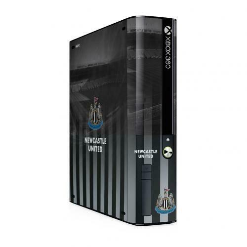 Newcastle United FC Xbox 360 E GO Console Skin
