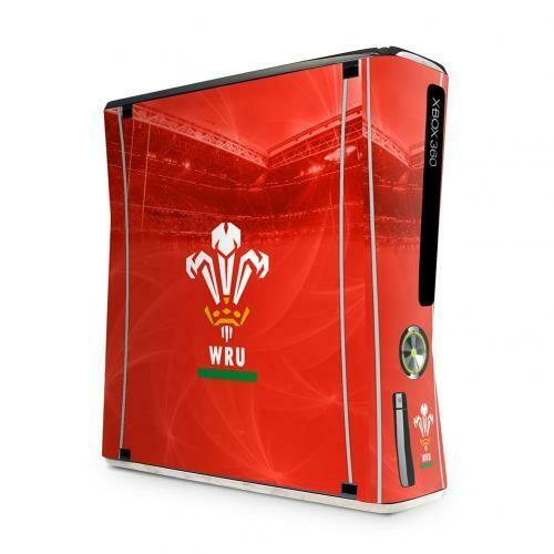 Wales RU Xbox 360 Console Skin (Slim)