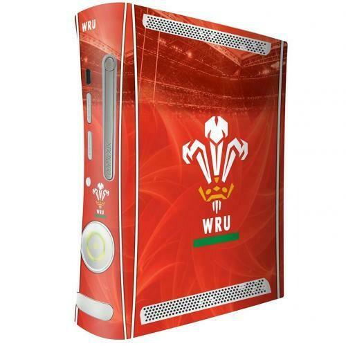 Wales RU Xbox 360 Console Skin