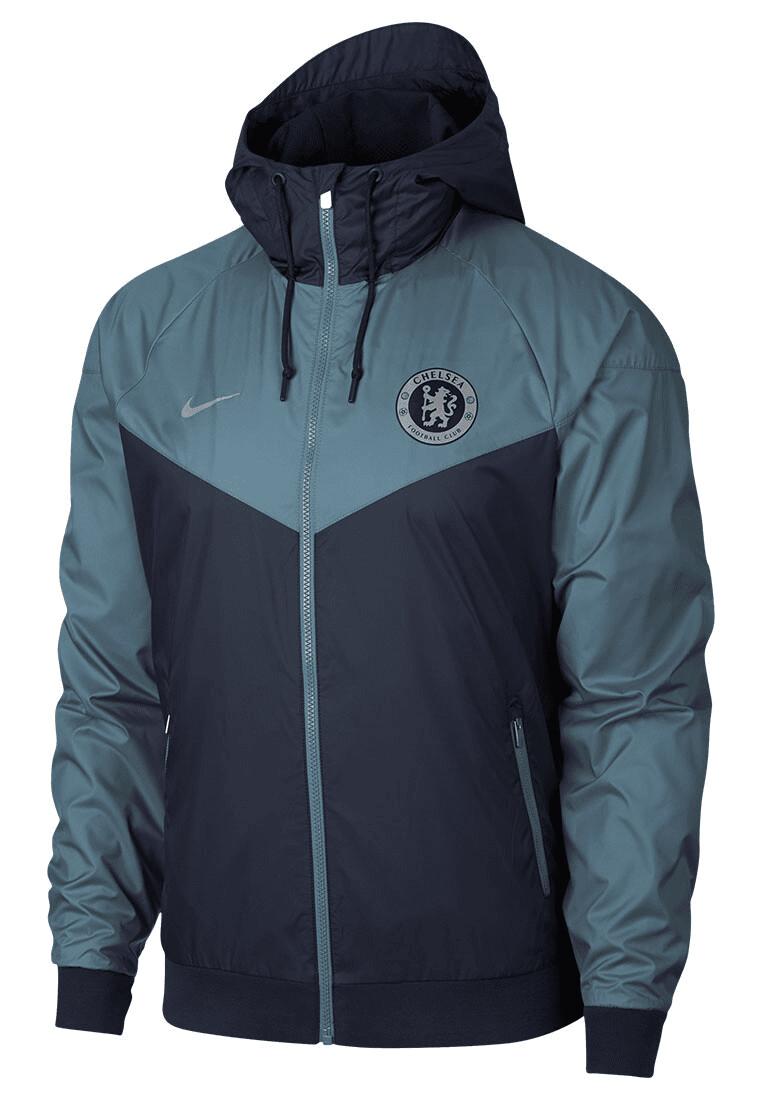 Chelsea FC Windbreaker Jacket (Authentic)