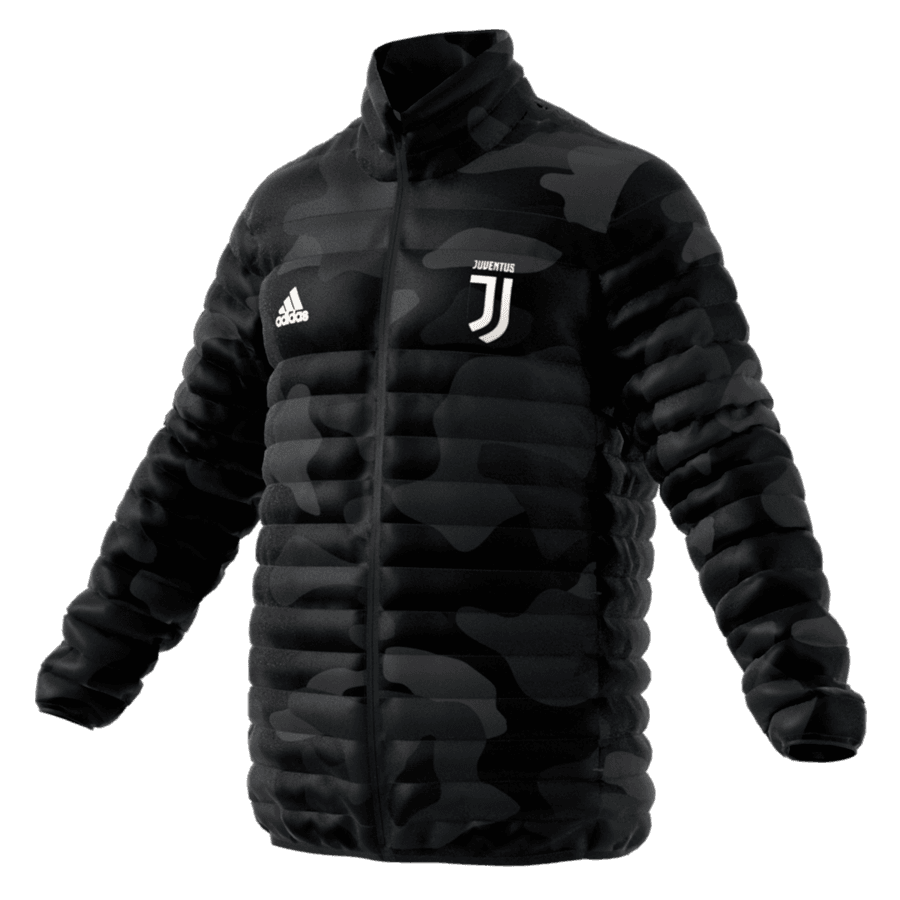 Juventus Padded Camo Jacket (Authentic)