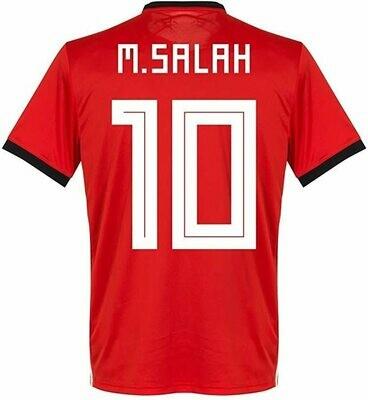 Adidas Official Mo. Salah Egypt Home Jersey