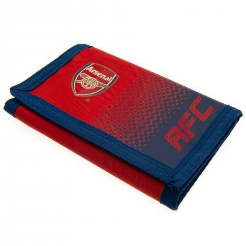 Arsenal FC Nylon Wallet