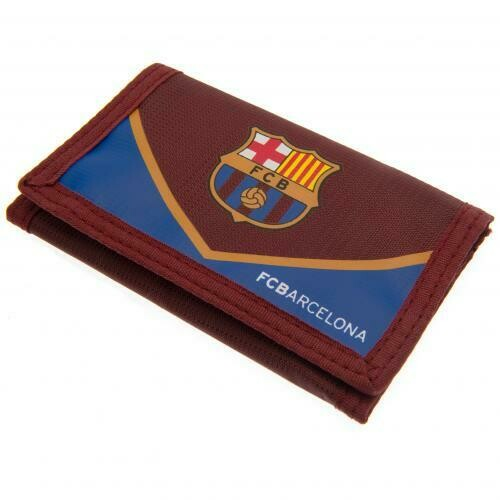 FC Barcelona Nylon Wallet SW