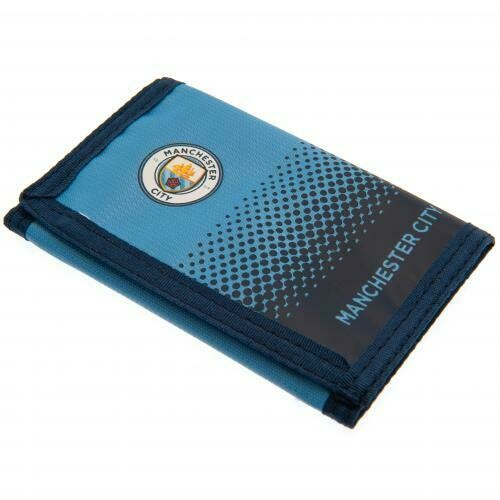 Manchester City FC Nylon Wallet