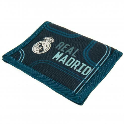 Real Madrid FC Nylon Wallet BL