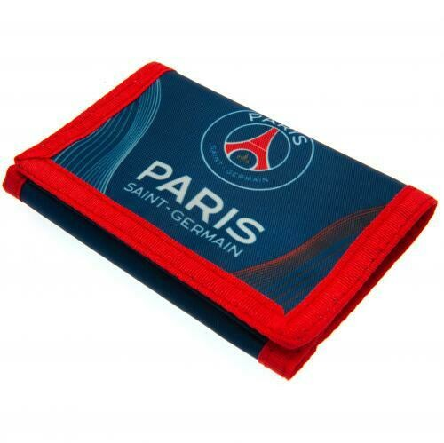 Paris Saint Germain FC Nylon Wallet MX