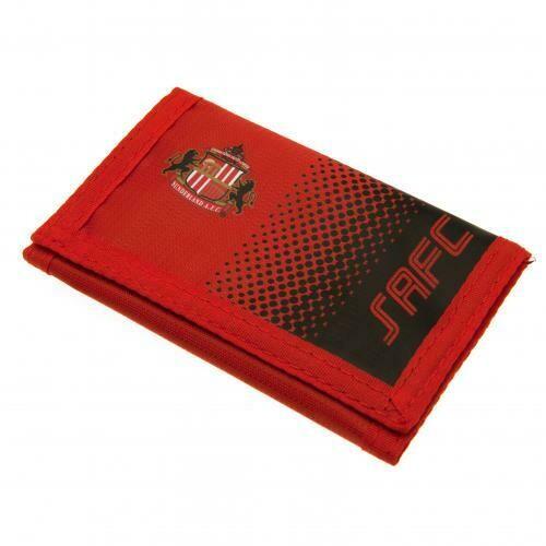 Sunderland AFC Nylon Wallet
