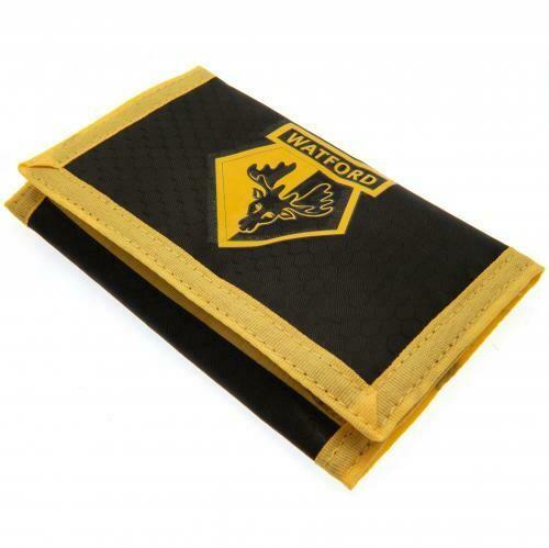 Watford FC Nylon Wallet